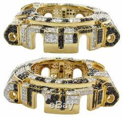 20 Cts Diamant 925 Casio G Pleine De Cas De Choc Dw-boîtier De La Montre 6900 Zibra Style