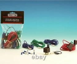 4 Bmw Mini Spot Lights Lampes Wipac Full Kit Acier Inoxydable S6066 Comme Chrome