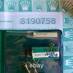 A Stunning Gents 1983 Rolex Oyster Datejust Box & Cert Full Set In S/steel