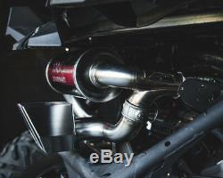 Agence Puissance Valvetronic Pleine Tuyau D'échappement Système Can-am Maverick X3 Turbo