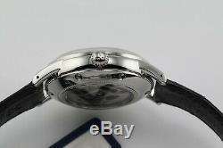 Bnib Rare Grand Seiko Hibeat Gmt Automatique Sbgj01g Avec Garantie Complète