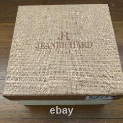 Bnib (ensemble Complet) Jeanrichard Terrascope Automatique Watch Ref 60500-1