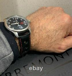 Bremont Jaguar III Bj-111/bk Watch 43mm Full Set With Box And Papers No Reserve
