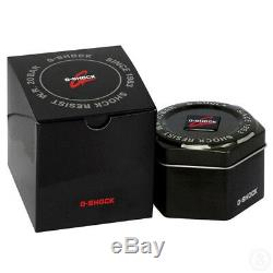 Casio G-shock Full Metal Bracelet En Résine Montre Bluetooth Dw-5000 Gshock Gmw-b5000-1