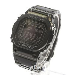Casio G-shock Gmw-b5000gd-1jf Full Metal Limited 35e Anniversaire Montre Homme