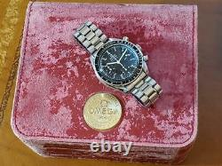 Classic Omega Speedmaster Reduce Ref3510.50.00 Ensemble Complet Complet B&p