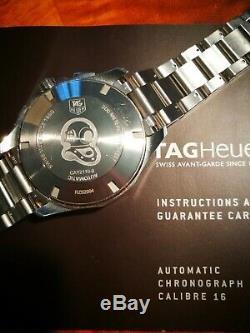 Ensemble Complet Tag Heuer Aquaracer Calibre 16 De 300 M De Chronographe Automatique Montre Diver