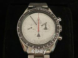 Exclusif Omega Speedmaster Professional Project Alaska II Ltd Watch Full Set