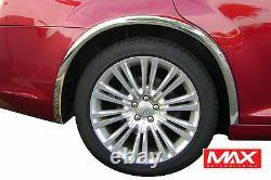 Ftcr201 2005-2010 Chrysler 300/300c Dodge Charger Magnum Poli Fender Trim