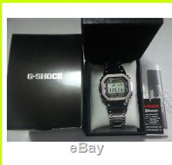 Gmw-b5000d-1jf G-choc 35 2018 Limited Edition Argent Full Metal Gmw-b5000