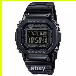 Gmw-b5000gd-1jf G-shock Gshock Casio Black Full Metal Wrist Watch Japon
