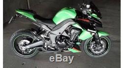Kawasaki Z1000 2010-20 Systèmes D'échappement Silencieux + Tête Cs Racing