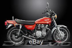 Kawasaki Z1000 A1-a2 77-80 Pleine 4-1 Inoxydable D'échappement Classique Silencer Droite