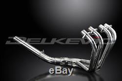 Kawasaki Z900 Z1a-b 72-76 Pleine 4-1 Inoxydable D'échappement Classique Silencer Droite