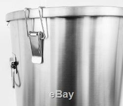 Kegking Guten 30l Pleine En Acier Inoxydable Ss304 Conique Fermenteur