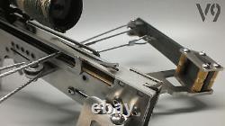 Mini Tir Toy V9 Engrossé Inoxydable Pièces En Acier Pour Jardin Jeu