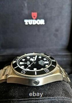 Montre De Plongée Tudor Pelagos 25600tn Titanium Full Set Ad Garantie