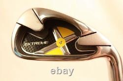 New Mens Golf Clubs Iron Set Complete Full 4-sw Stiff Flex Oversize Irons