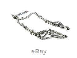 Obx Cadrage En Pied En-tête Long Tube Pour 2003-2004 Dodge Ram 1500 V8 Hemi 4 Roues Motrices 5.7l