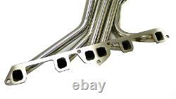 Obx-r Full Length Exhaust Manifold Fits 1969-83 Datsun 240z 260z 280z & Zx 2pcs