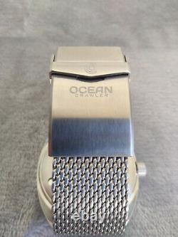 Ocean Crawler Core Diver Swiss Automatic Watch Limited Edition Full Lume Dial