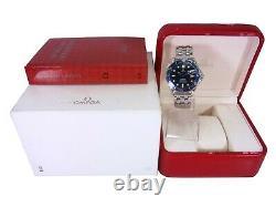 Omega Seamaster Professional 300m Full Size Automatic Date Watch 2531.80 Avec Boîte