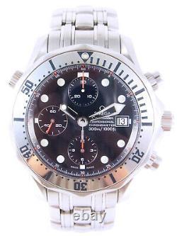 Omega Seamaster Professional 300m Full Size Automatic Date Watch 2598.80 Avec Boîte