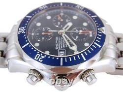 Omega Seamaster Professional 300m Full Size Automatic Date Watch 2599.80 Avec Boîte