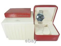 Omega Seamaster Professional 300m Full Size Automatic Watch 2531.80 Avecbox