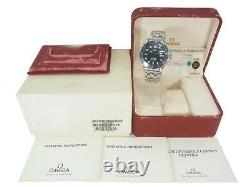 Omega Seamaster Professional Full Size 41mm Quartz Date Watch 2541.80 Avecbox