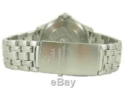 Omega Seamaster Professional Full Size 41mm Quartz Watch Date 2541,80 Withbox
