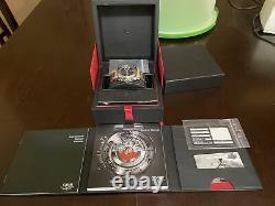 Oris Bc4 Chronographe Automatique 43mm 674-7616-4154mb Kit Complet Pdsf 3875$