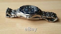 Pleine De Gand Omega Seamaster Professional Automatique Chronometer