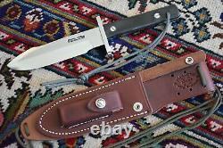 Randall Made Couteau Couteaux Modèle 17 Astro Gaine Case New Ss Nsh Ft + Argent Poids