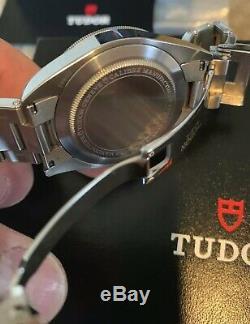 Rare 2019 Tudor Baie Black 58 Ref M79030n-0001 Garantie Box Papiers Ensemble Complet Minty