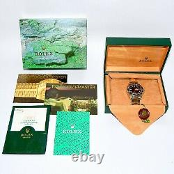 Rolex Gmt Master II 16713 Box And Papers Ensemble Complet