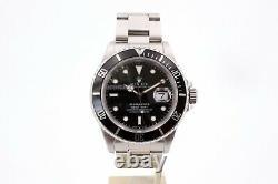 Rolex Submariner Date 16610 Coffret Complet Et Papiers 1991