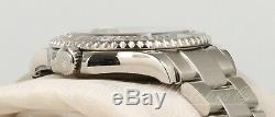 Rolex Yachtmaster Platinum & 16622 Grand Format Acier 40mm Full Set! Menthe