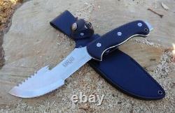 Survivor Tracker Knife From Original Tom Brown Tracker Knife Designer