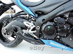Suzuki Gsx-s 1000 Système Complet Silencieux D'échappement Cs Db Killer Racing Cliquez Sur La Vidéo