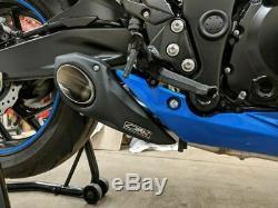 Suzuki Gsx-s 750 Système Complet Silencieux D'échappement Cs Db Killer Racing Cliquez Pour La Vidéo