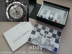Tag Heuer F1 Formule 1 Carrera Monaco Aquaracer Monza Link Limited Edition Watch