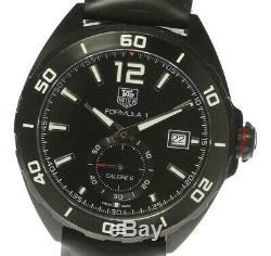 Tag Heuer Formula 1 Calibre 6 Full Black Waz2112 Automatique Montre Homme 471830