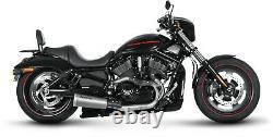 Titane 2-1 Full Exhaust Akrapovic S-hdrodr1-bavt 09-16 Harley V-rod