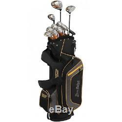 Tour Edge Golf Bazooka 260 Hommes Complet Du Club Boîte Pleine Package Set Avec Sac Rh Nouveau