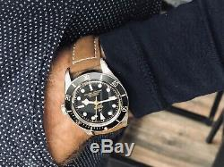 Tudor 79030n Black Bay 58 Cinquante-huit 2 Sangles En Acier Mens Ensemble Complet Montre