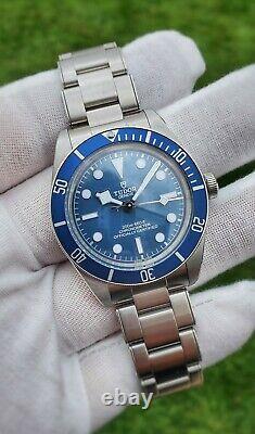 Tudor Black Bay 58 Blue Full Kit + 5 Ans De Garantie