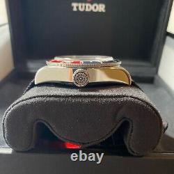 Tudor Black Bay Gmt Pepsi 41mm 2019 79830rb Nato Strap Full Set Montre Homme