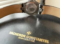 Vacheron Constantin Overseas 42042/423a 38mm Complet Full Set Rare 1st Gen Uk