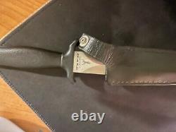 Vintage Gerber Command 1 Couteau De Boot Allemand Fabriqué À Portland